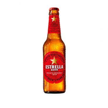 Comprar Cerveza Estrella Damm de 0,33 L