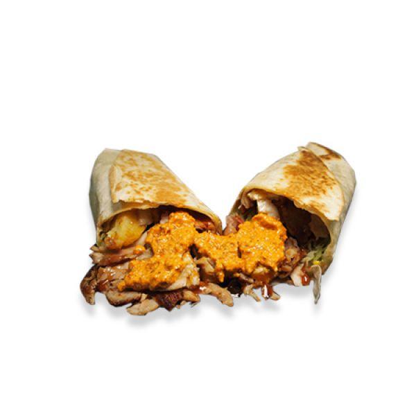 Comprar Kebab Romesquino Turk, grande 250 g.