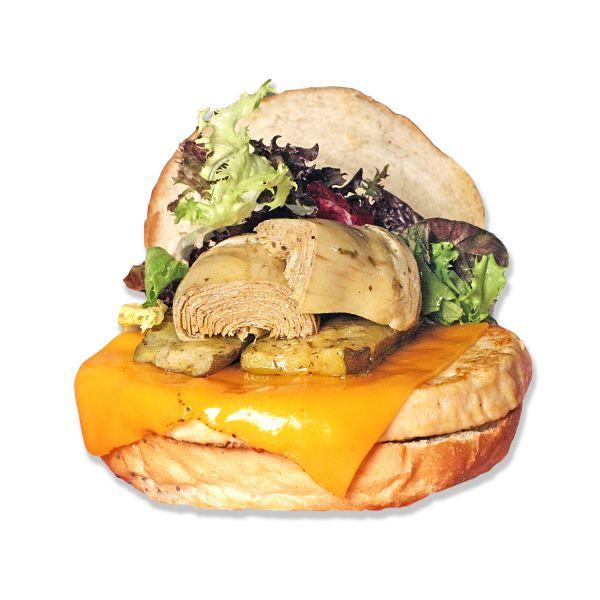 Comprar Hamburguesa 3 campos de solomillo de pollo 200g