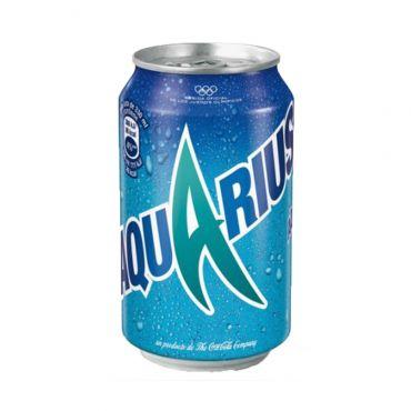 Comprar Aquarius Limón de lata 33 cl