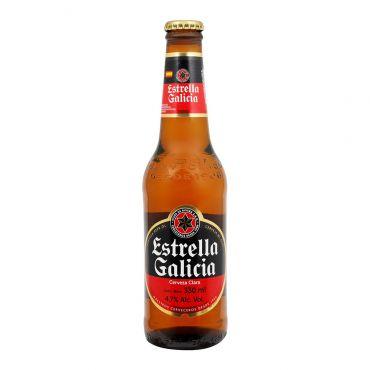 Comprar CERVEZA ESTRELLA GALICIA BOTELLA 33 CL