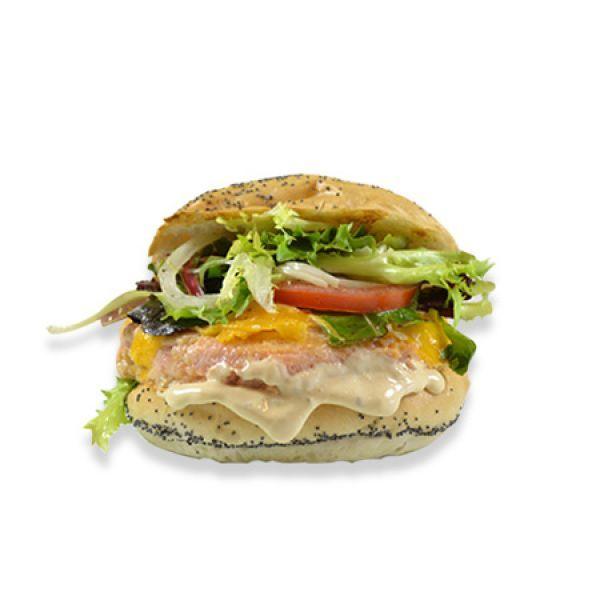 Comprar Hamburguesa Chicken 200 g.